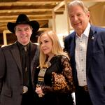 Lucchese celebrates Houston grand opening to much fanfare