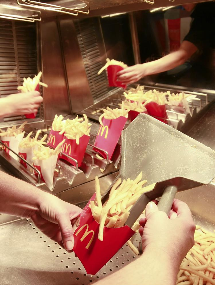 McDonald's employees' monthly finances have been a hot topic in recent days, so CNN went to talk to actual McDonald's employees.