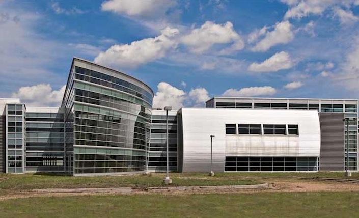 Emerson Process Management plans to spend $70 million over the next five years to upgrade this 500,000-square-foot building in Shakopee into the global headquarters for its Rosemount measurement technologies business.