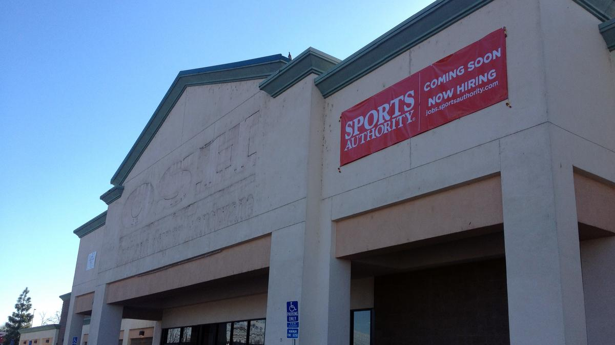 Sports Authority taking old OSH space in Arden-Arcade