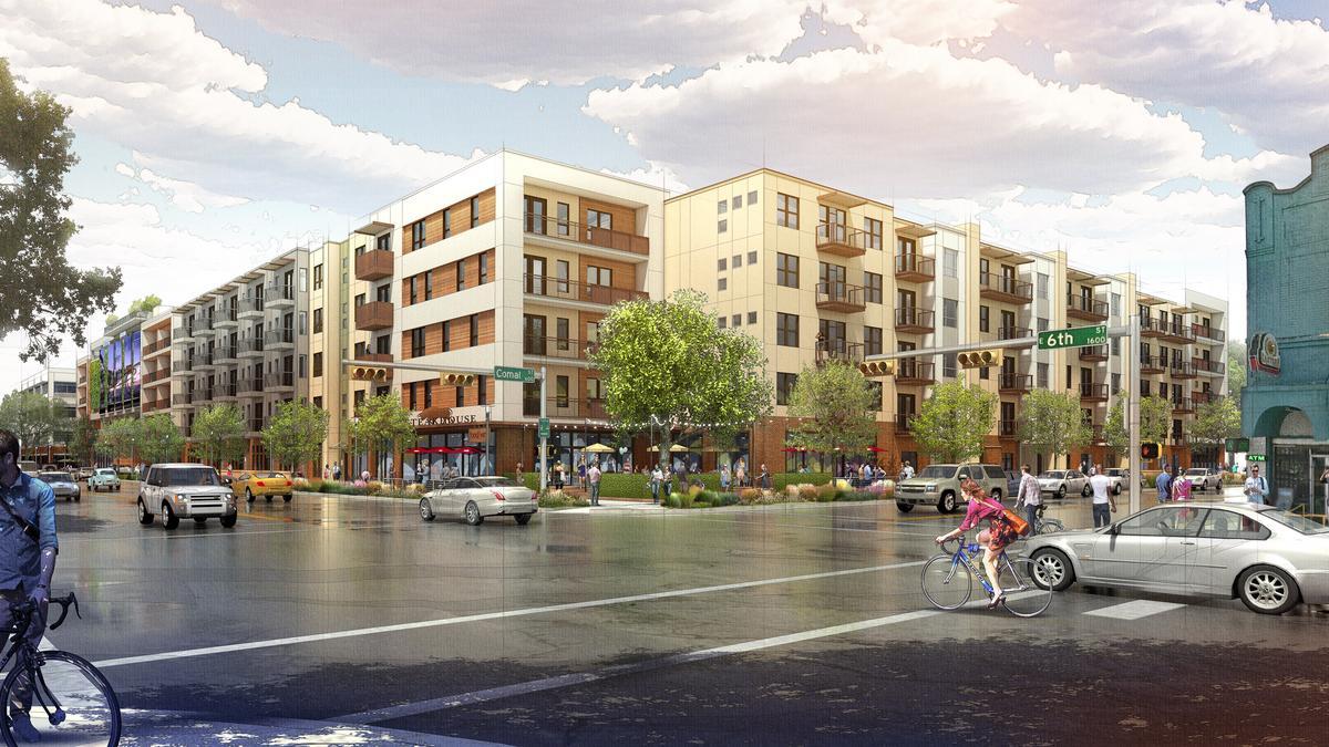 Transwestern bringing new office building, more shops to East Austin