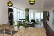 Inside Universal Health Care's condo at Signature Place