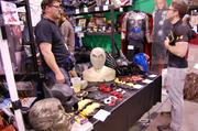 This was the 31st year for HeroesCon 2013, which ran June 7-9 at the Charlotte Convention Center.  The annual event includes creators, writers, artists, exhibitors, craftsmen and other vendors.