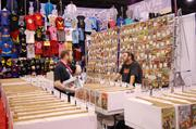 This was the 31st year for HeroesCon 2013, which ran June 7-9 at the Charlotte Convention Center.  The annual event includes creators, writers, artists, exhibitors, craftsmen and other vendors, including sellers of back-issues of comics.