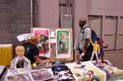 HeroesCon 2013 ran June 7-9 at the Charlotte Convention Center.  The event was started by Shelton Drum, owner of Heroes Aren't Hard to Find comic shop on Seventh Street in Elizabeth. The annual event includes creators, writers, artists, exhibitors, craftsmen and other vendors.