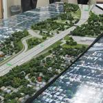 State elects to not double-deck freeway near Stadium Interchange