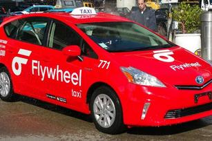 If you can't beat 'em: Old-line taxi firm rebrands itself after app to battle Uber