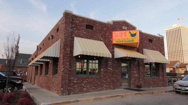 Gus S World Famous Fried Chicken Is Going National With A Plan To
