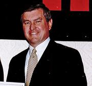 Bob Smyth headed local operations for KeyBank from 1997 until 2002