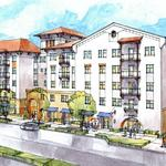 Affordable housing developer breaks ground on third big East Bay BART project