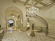 The foyer.