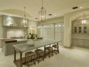 Another view of the gourmet kitchen.