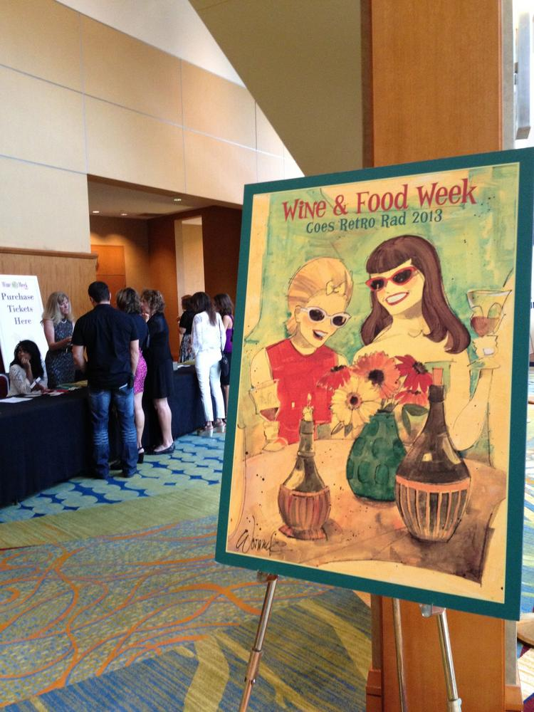 Hundreds gathered at the annual Woodlands Wine and Food Grand Tasting June 8.  Click through the slideshow to see more photos from the event.