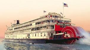 The Owner Of Delta Queen Riverboat Once A Staple On Cincinnati Riverfront
