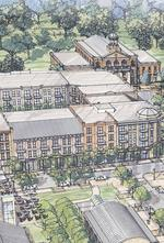 Mixed-use project adds density along Georgia 400