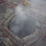 Bertha just restarted more than a year after tunneling began. Now, reinforcements are coming.