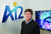 Oren Etzioni is CEO of he Allen Institute for Artificial Intelligence (AI) in Seattle