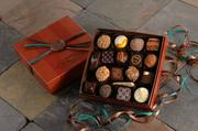 Cocoa Dolce offers a number of specialty chocolates, and its Overland Park store may soon offer wine and cheese pairings, as its Wichita store currently does.
