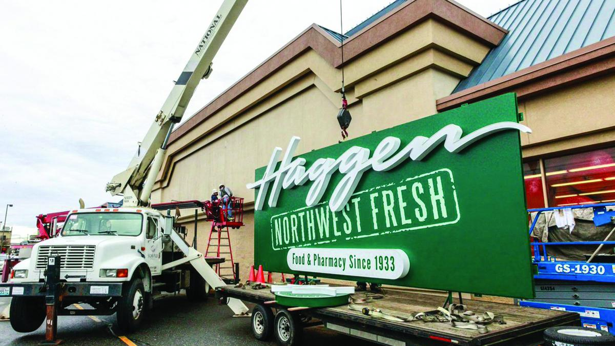 Haggen Sells 36 Stores To California Grocers Accepts Albertson S Bids For 12 Washington Stores Puget Sound Business Journal