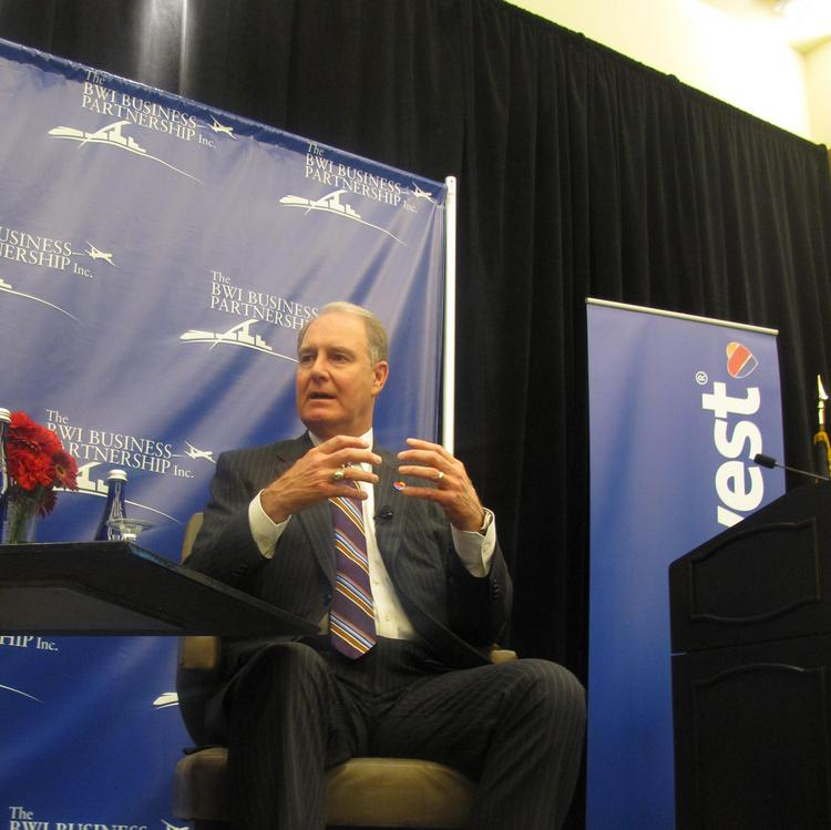 When it comes to correspondence, Southwest Airlines CEO Gary Kelly can be a bit old-fashioned.