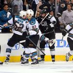 Sports for sports fakers: Sharks start crucial road trip