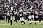 Oakland Raiders  Total 2012-2013 season payroll: $75.2 million  Highest paid players: Darren McFadden, $9.68 million Sebastian Janikowski, $5.1 million Matt Flynn, $3.9 million  Source: Overthecap.com