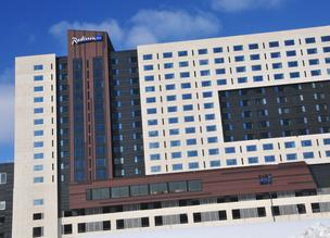 The Radisson Blu Mall of America opens March 15.
