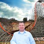 Six Flags theme park leaders thrilled by record rise in revenue