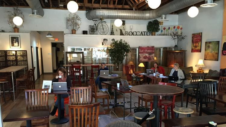 Coworkcafe Aims To Convert Empty Restaurants To Offices During The