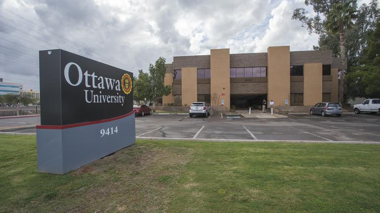 Ottawa University to build new Phoenix campus — with dorms