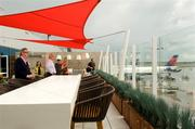 Delta Air Lines Inc. on June 10 opened The Sky Deck at Delta Sky Club on Concourse F at the new Maynard H. Jackson Jr. International Terminal at Hartsfield-Jackson Atlanta International Airport.