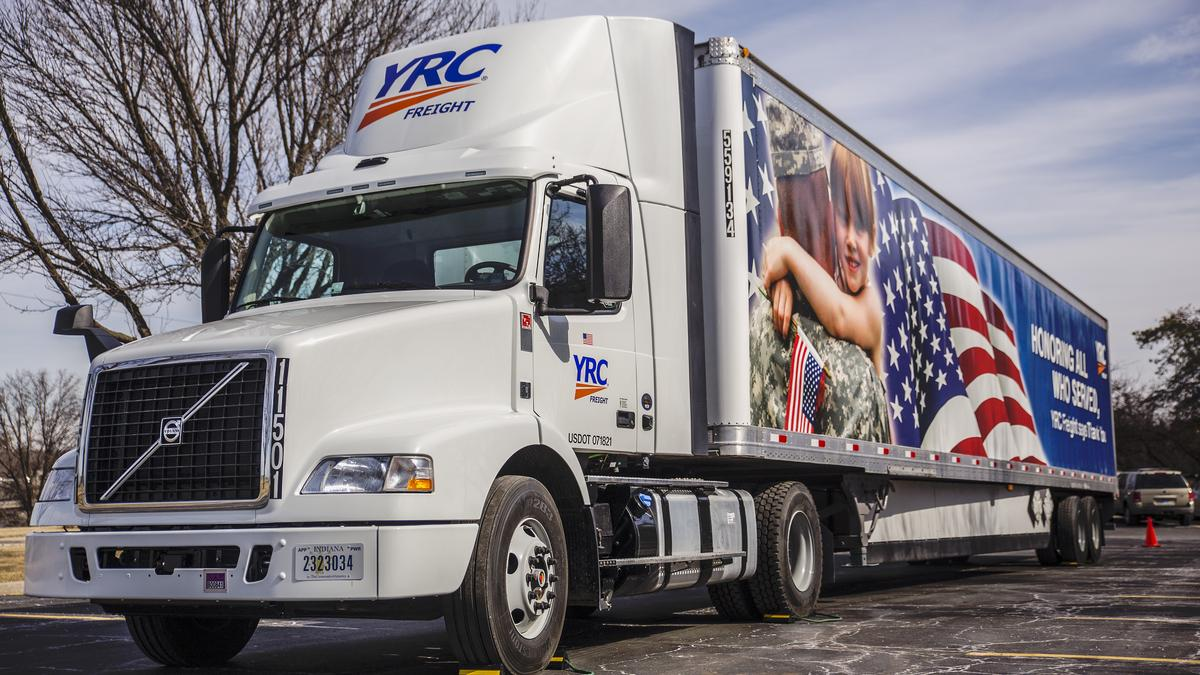 Yrc Fleet 39 S State Of Repair May Bring Closer Dot Scrutiny