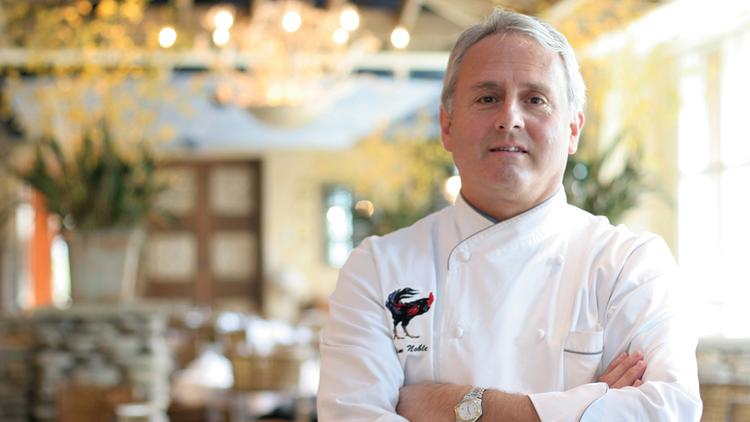 Jim Noble is behind The King's Kitchen, which opened in uptown Charlotte in 2010.