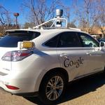 Accident report shows Google cars not yet ready to drive themselves