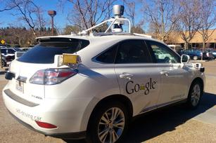 Google: Self-driving cars don't need extra regulation (Video)