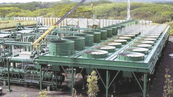 owner of hawaii s only geothermal energy plant sells 40 stake to