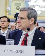 Business leaders lean on Kirk to vote Yes on immigration reform