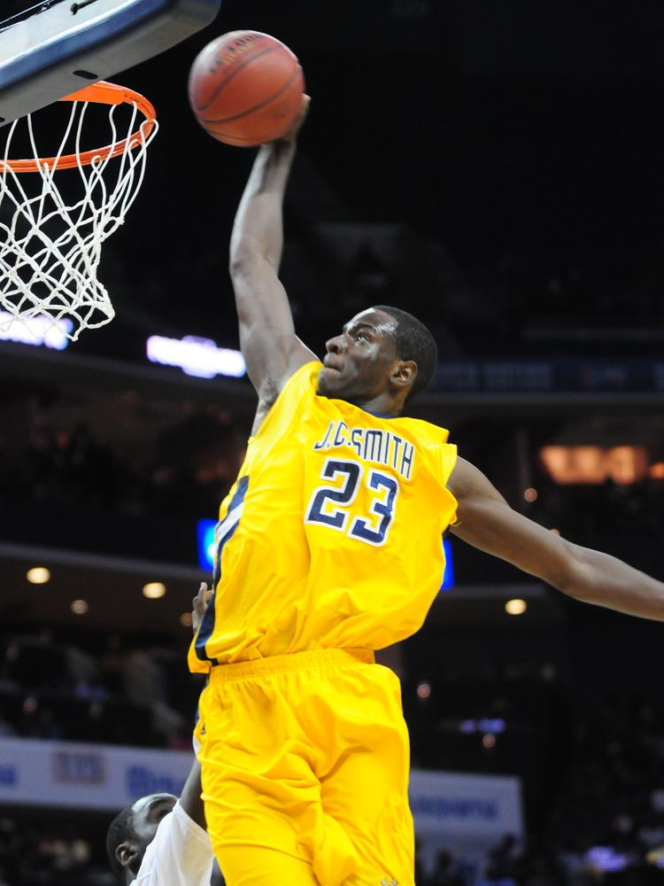 Charlotte tourism officials announced Monday the CIAA basketball tournament will remain here through 2020.