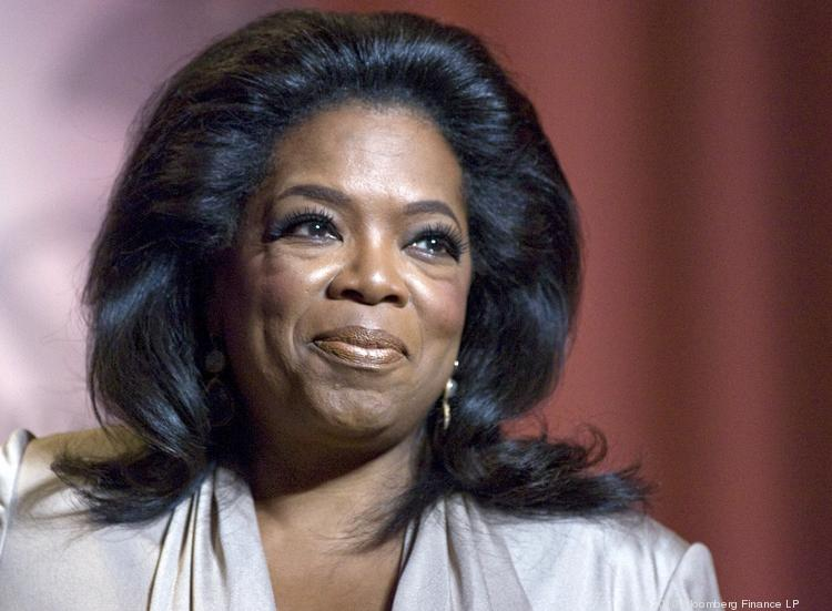 Yes, the tweets you see from Oprah Winfrey really are from the talk-show queen herself, says co-president of her network, OWN, a joint venture with Silver Spring-based Discovery Communications.