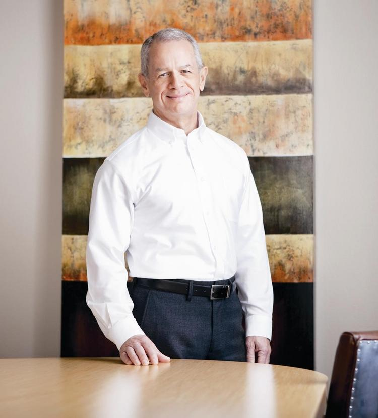 MAA CEO Eric Bolton has led his firm in recent growth, including in a merger with Colonial Properties Trust Inc.