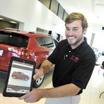 Sonic Automotive sets a quarterly record for sales