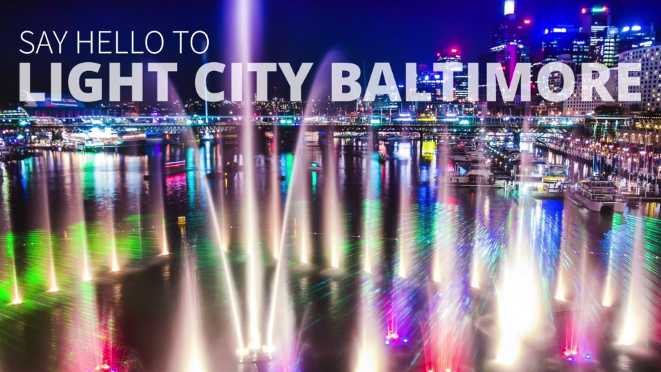 Light City Baltimore, A Festival Of Innovation, Set For March 2016 Debut    Baltimore Business Journal Gallery