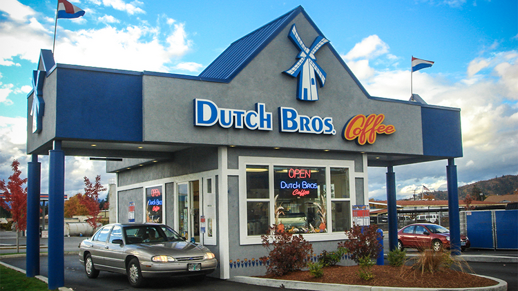 Dutch Bros. Coffee will open at the Shops at Surprise, which Scottsdale-based Southwest Properties recently purchased.
