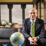 The Business Journal Interview with <strong>David</strong> <strong>Leebron</strong>, president, Rice University