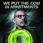 How Jeff Goldblum and Brad Bellflower could make Apartments.com a household name
