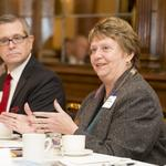 <strong>Lundeen</strong> to retire as dean of UWM nursing college