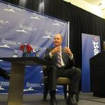 Southwest CEO <strong>Gary</strong> <strong>Kelly</strong> talks gas, growth
