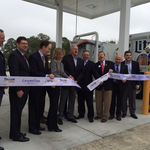 Grand opening of public access CNG station the first of many, leaders say
