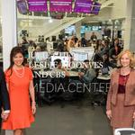 USC Annenberg names media center after Les <strong>Moonves</strong>, Julie Chen