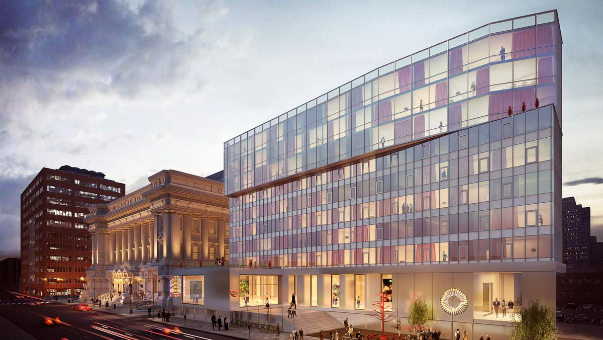 21c Museum Hotel Expanding Into Indianapolis Louisville
